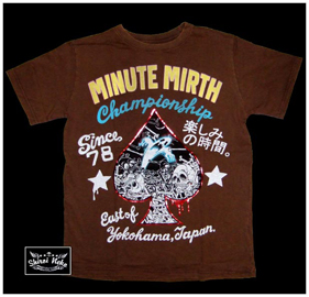 minute mirth t-shirt shiroi neko tattoo