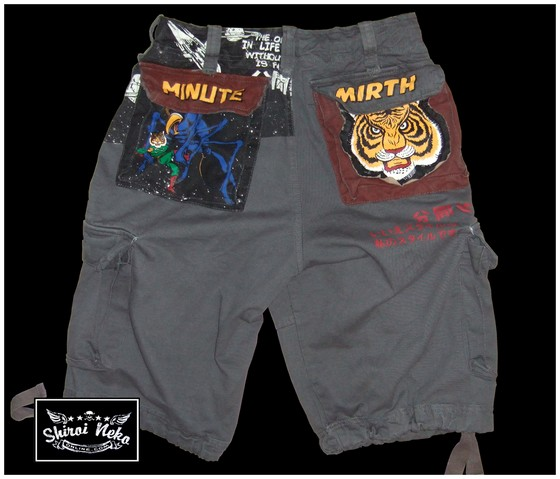 minute mirth shorts