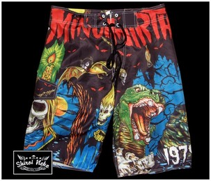 minute mirth surf pants